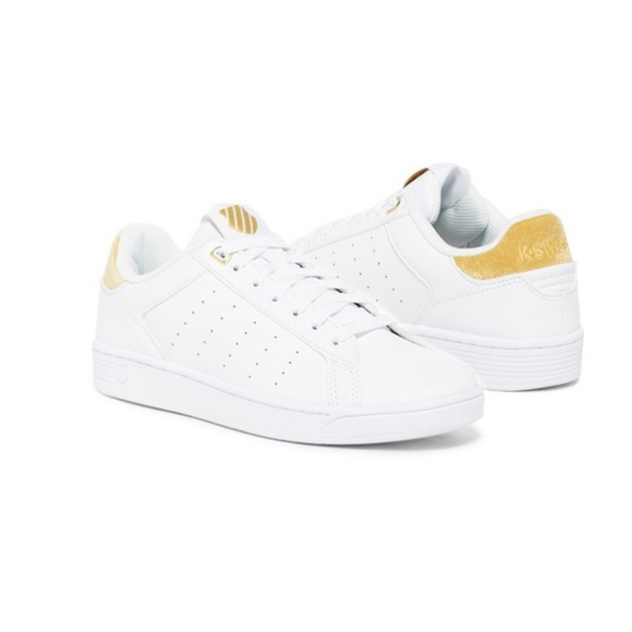 9b3766d6e662 K-Swiss Clean Court CMF Memory Foam Sneakers 10